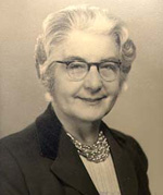 Photo of Bertha Jeffreys