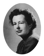 Picture of Maria Goeppert Mayer
